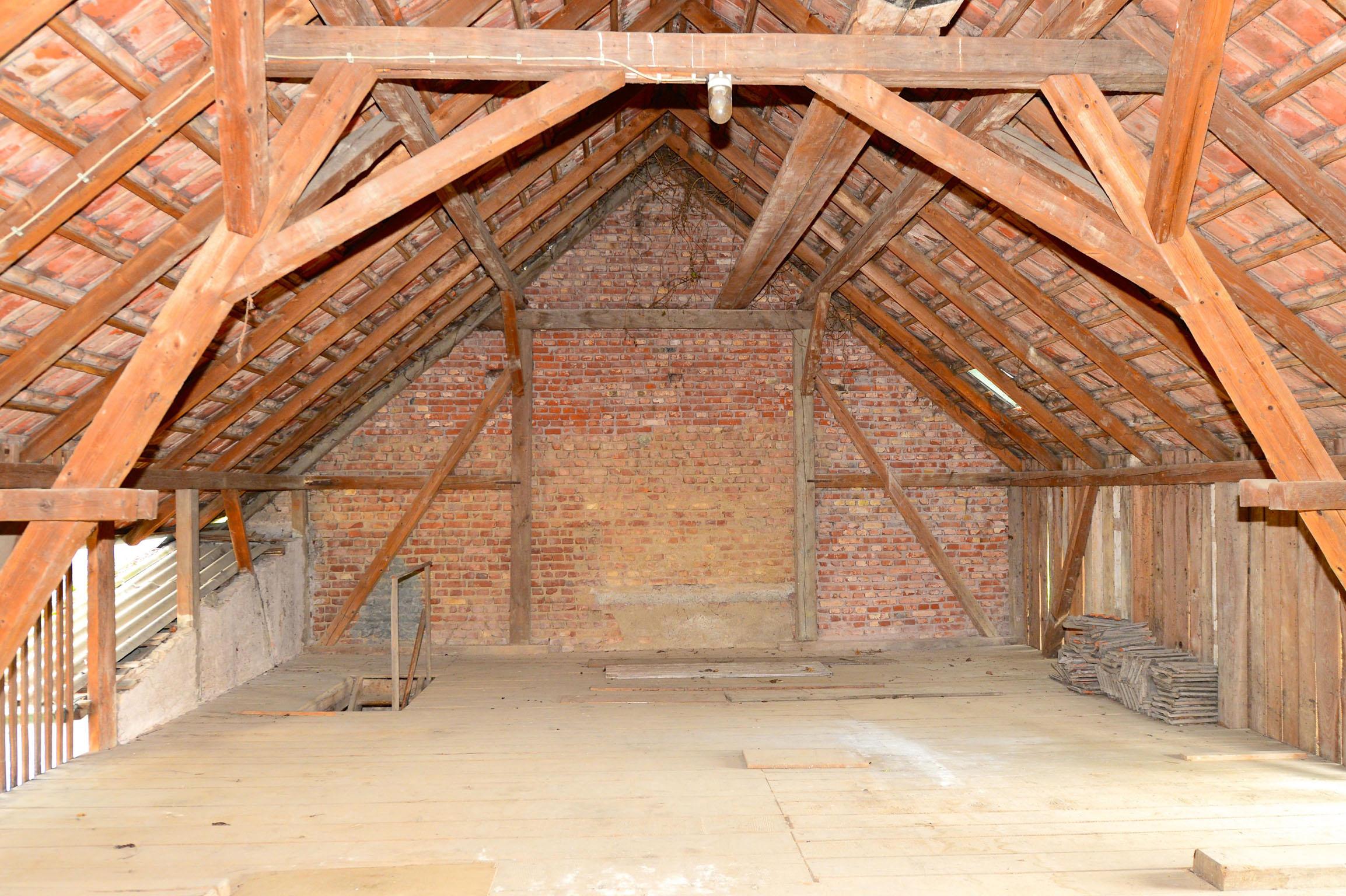 Проект реконструкции сарая под жилье ScI