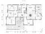 Проект 1 этажного дома с террасой 33