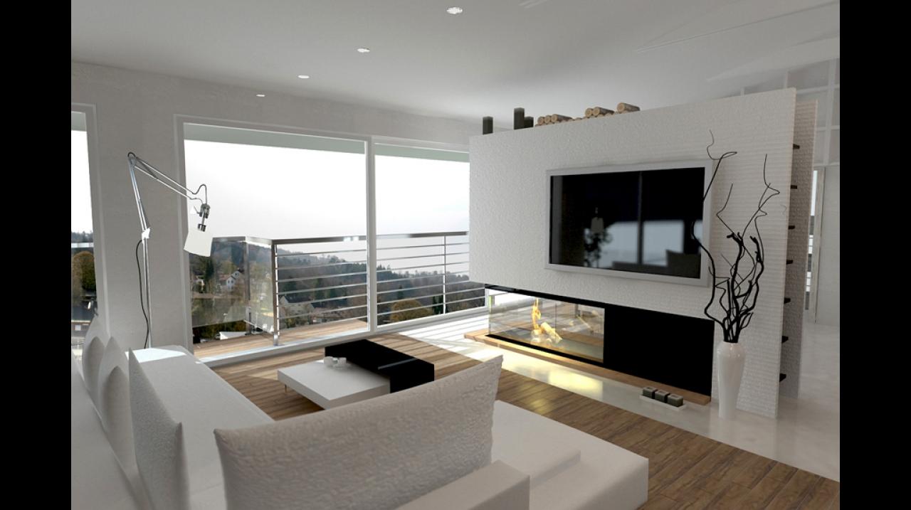 Интерьер гостиной ,минимализм IU2
