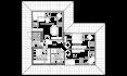 Проект мансардного дома PP1
