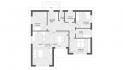 Проект 1 этажного дома PP17