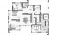 Проект : дома плоская кровля,терраса,модерн PP34